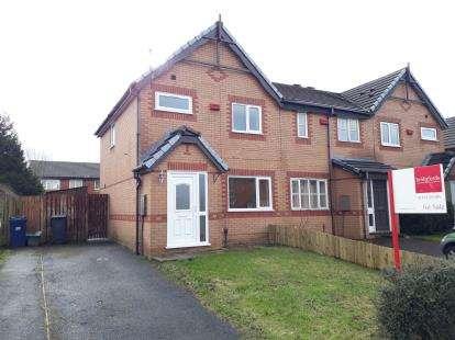 3 Bedrooms Semi Detached House for sale in Skipton Close, Bamber Bridge, Preston, Lancashire