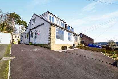2 Bedrooms Bungalow for sale in Horse Fair Avenue, Chapel-En-Le-Frith, High Peak, Derbyshire