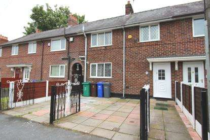 4 Bedrooms Semi Detached House for sale in Nuffield Road, Wythenshawe, Greater Manchester