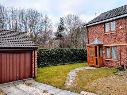 2 Bedrooms Semi Detached House for sale in Lynmouth Close, Hemlington, Middlesbrough, .