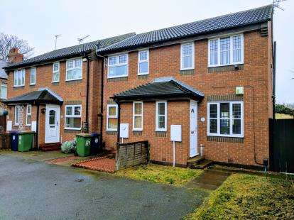 2 Bedrooms End Of Terrace House for sale in The Chase, Redcar, North Yorkshire, .
