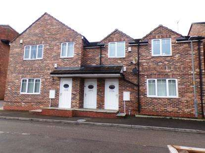 2 Bedrooms Flat for sale in Friarage Mount, Northallerton