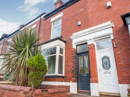 3 Bedrooms Terraced House for sale in Norman Road, Stalybridge, Cheshire, United Kingdom