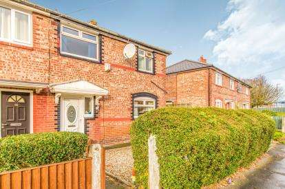 3 Bedrooms Semi Detached House for sale in Yew Tree Road, Manchester, Greater Manchester