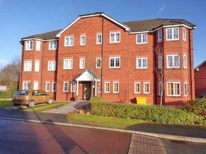 2 Bedrooms Flat for sale in Sidings Court, Warrington, Cheshire