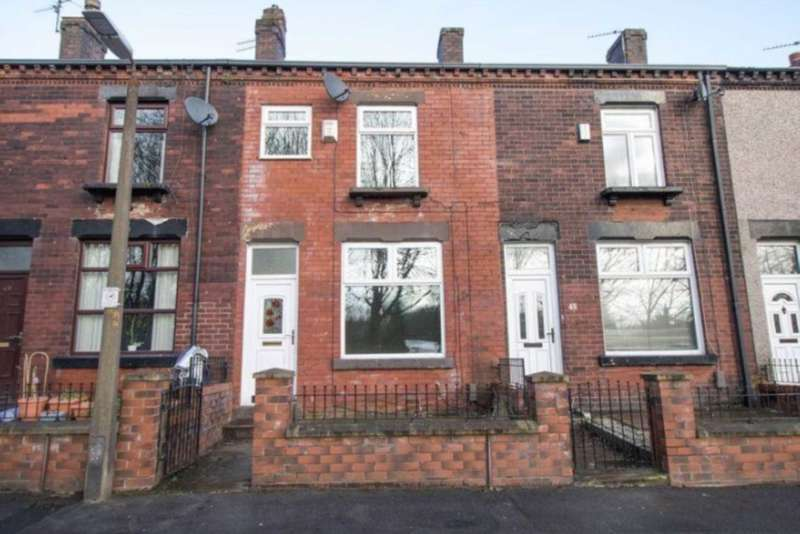 2 Bedrooms Terraced House for rent in Brookfield Street, Tonge Fold