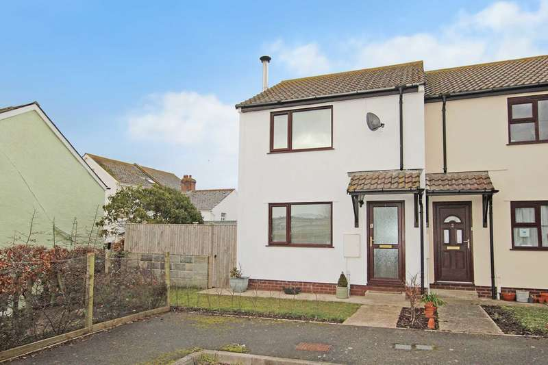 2 Bedrooms End Of Terrace House for sale in Broad Lane, Appledore