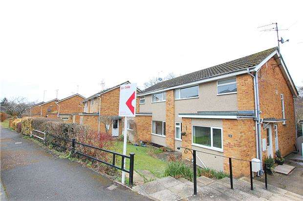 3 Bedrooms Semi Detached House for sale in Chase Avenue, CHELTENHAM, Gloucestershire, GL52