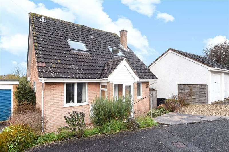 3 Bedrooms Detached Bungalow for sale in Ashleigh Road, Honiton, Devon, EX14