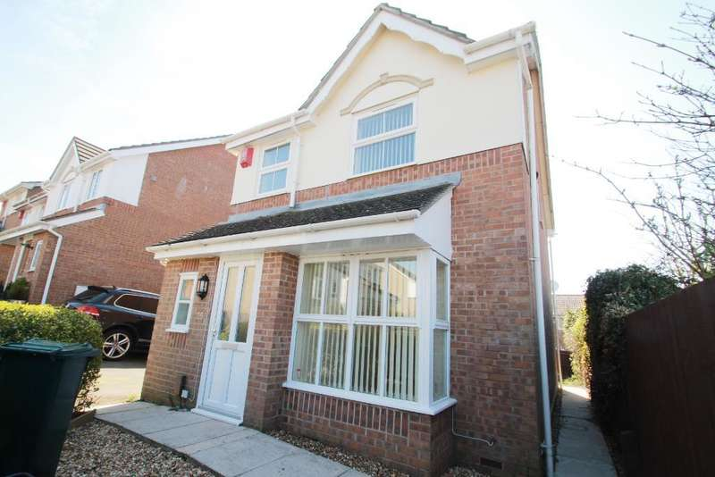 3 Bedrooms Detached House for rent in Sheppard Way, Portslade, East Sussex, BN41 2JD