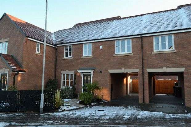 3 Bedrooms Terraced House for rent in Oakgrove, Cherry Orchard, Northampton NN3 3JD