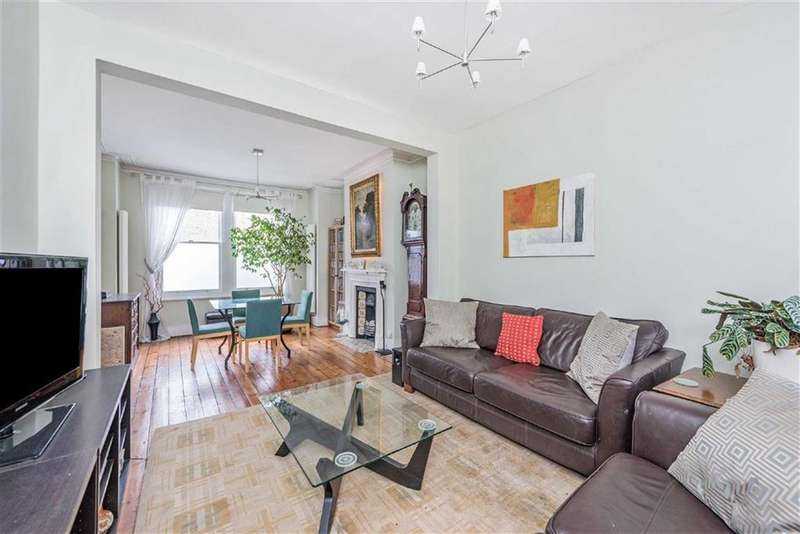 4 Bedrooms Terraced House for sale in Grantham Road, LONDON