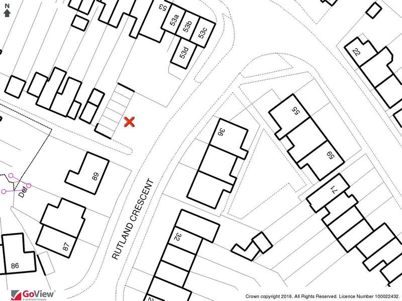Land Commercial for sale in Rutland Crescent, Trowbridge