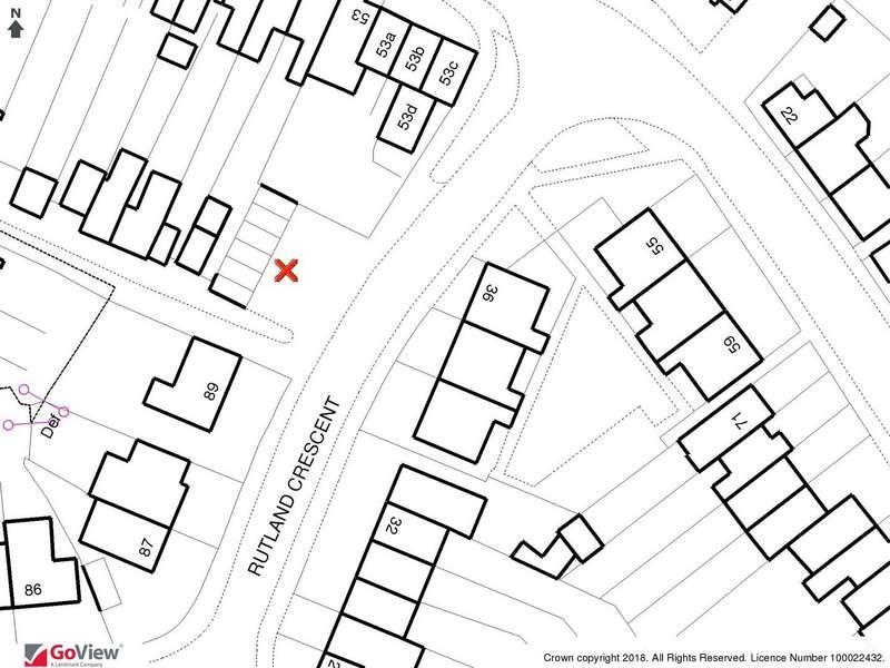Land Commercial for sale in Rutland Crescent, Trowbridge