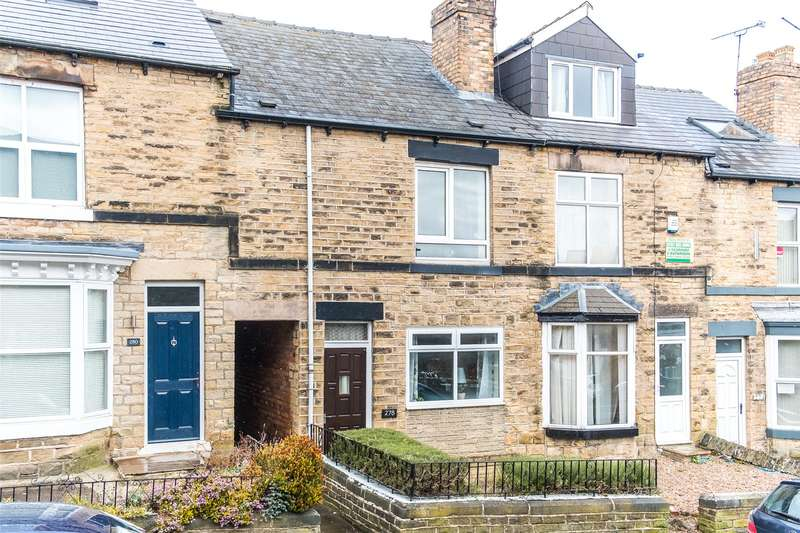 3 Bedrooms Terraced House for sale in School Road, Sheffield, South Yorkshire, S10