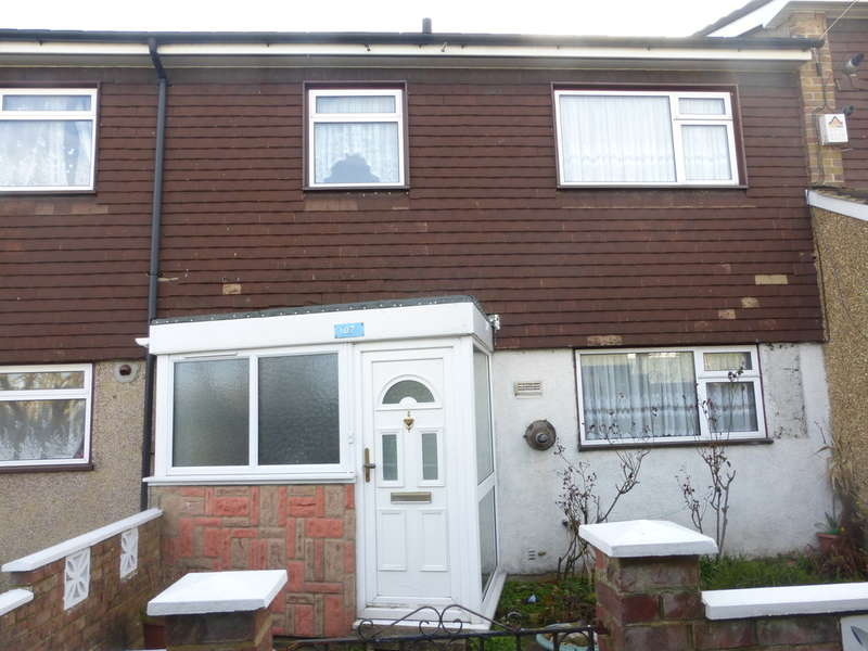 3 Bedrooms Terraced House for sale in Brierley, New Addington, Croydon,CR0