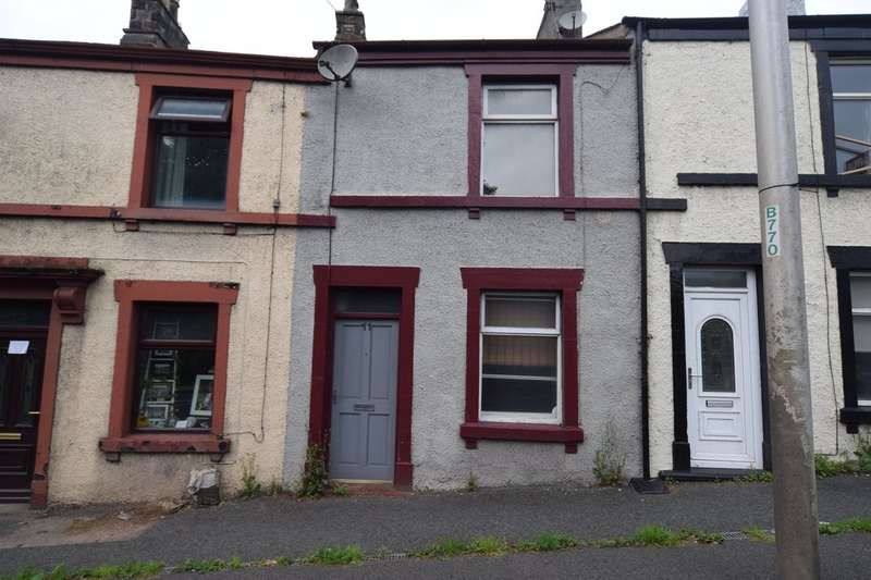 2 Bedrooms Terraced House for rent in Three Bridges, Ulverston, LA12 0HG