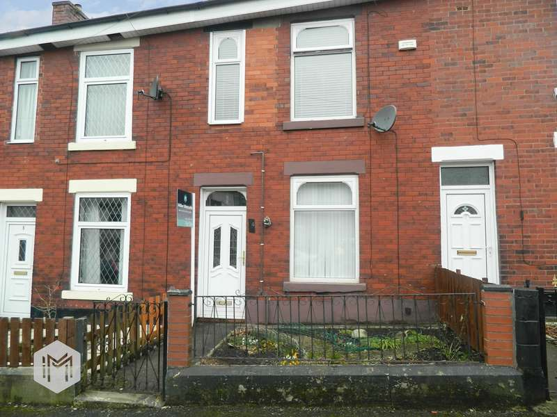 2 Bedrooms Terraced House for sale in Battersby Street, Bury, BL9