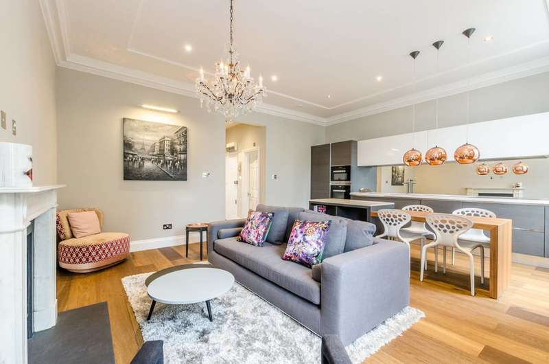 1 Bedroom Flat for sale in St Georges Square, Pimlico, SW1V
