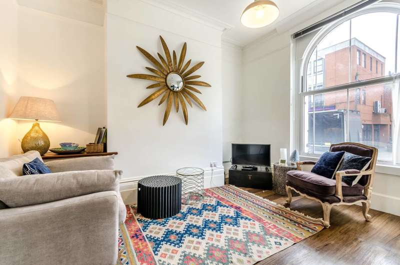 1 Bedroom Flat for sale in Ground Floor Flat, Arragon Road, Twickenham, TW1