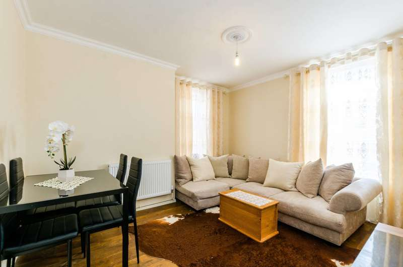 2 Bedrooms Maisonette Flat for sale in George Row, Bermondsey, SE16