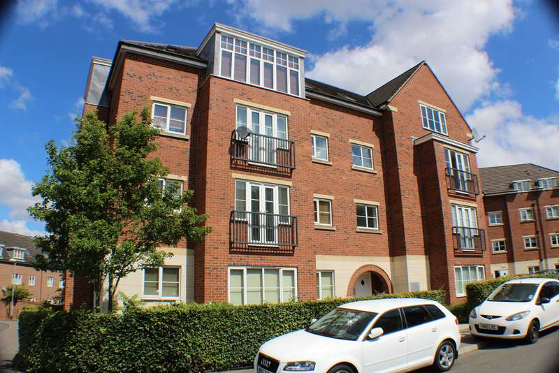 2 Bedrooms Apartment Flat for sale in Edison Way, Coppice Park, Arnold NG5