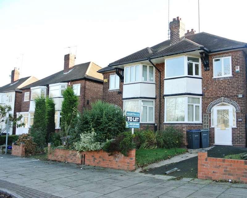 3 Bedrooms Semi Detached House for rent in Brookvale Road, Birmingham, West Midlands B6