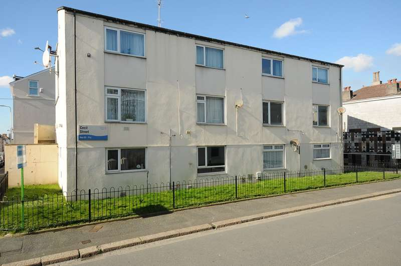 2 Bedrooms Maisonette Flat for sale in Cecil Street, Plymouth PL1