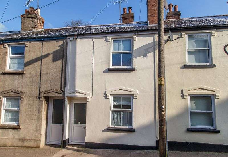 2 Bedrooms Property for sale in Exeter Street North Tawton, North Tawton