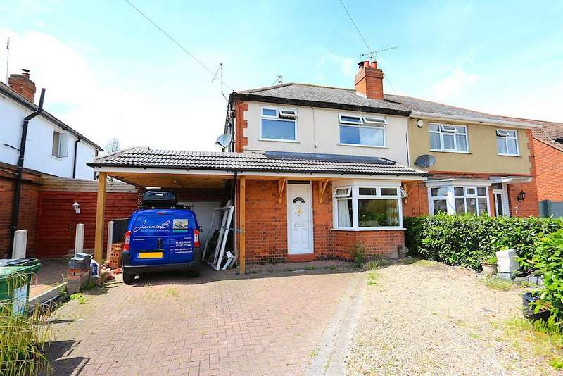 3 Bedrooms Detached House for sale in Holmfield Avenue West, Leicester Fore...