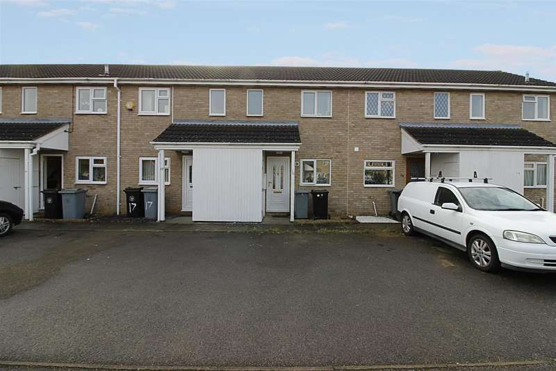 2 Bedrooms Terraced House for sale in Anson Court, Market Deeping