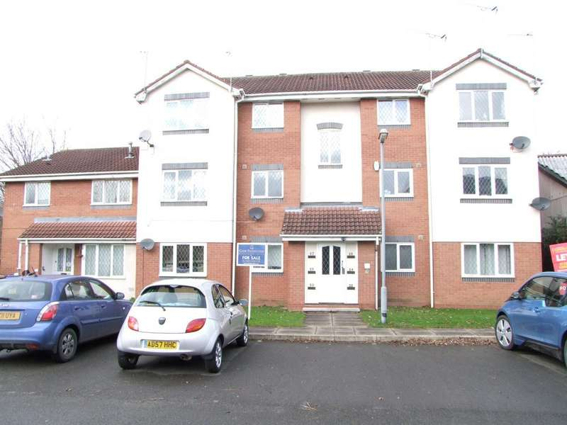2 Bedrooms Apartment Flat for sale in The Carousels, Burton-On-Trent