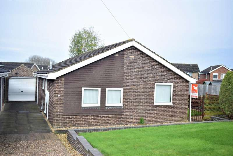 2 Bedrooms Bungalow for sale in Kettleby View, Brigg