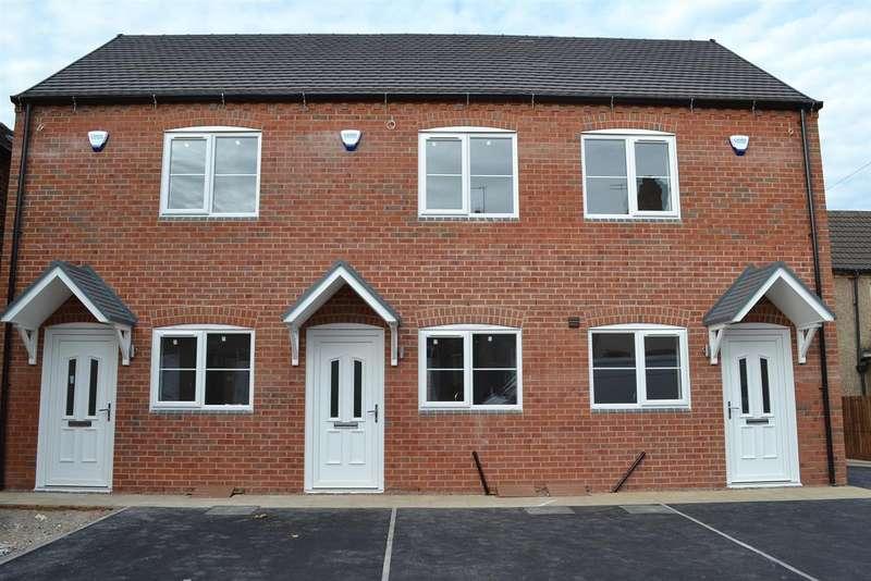 2 Bedrooms Property for sale in Belvedere Road, Woodville, Swadlincote