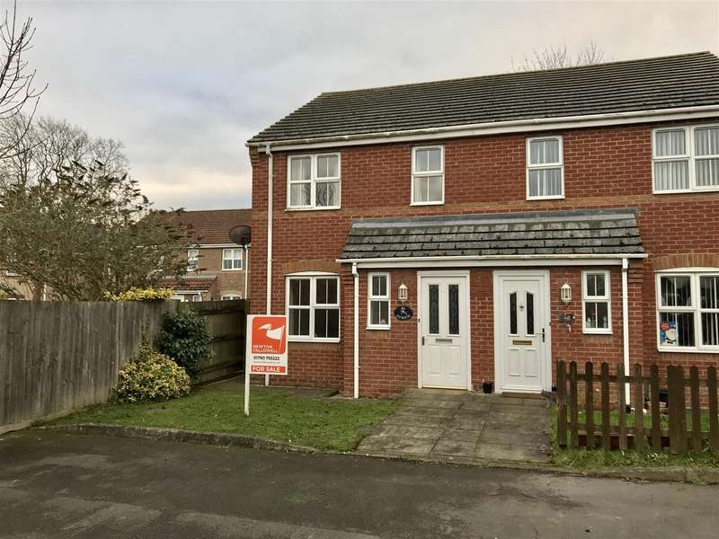 3 Bedrooms Detached House for sale in Ashby Meadows, Spilsby