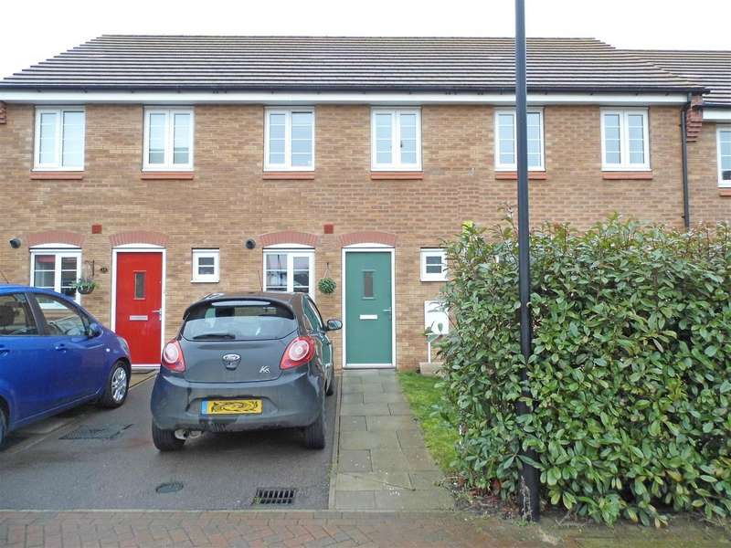 2 Bedrooms Terraced House for sale in Newbury Crescent, Bourne