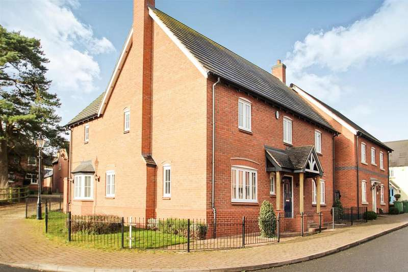 4 Bedrooms Property for sale in William Everard Close, Leicester