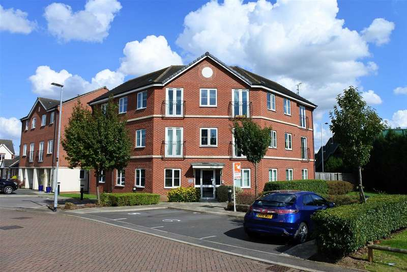 2 Bedrooms Apartment Flat for sale in Halifax Drive, Melton Mowbray