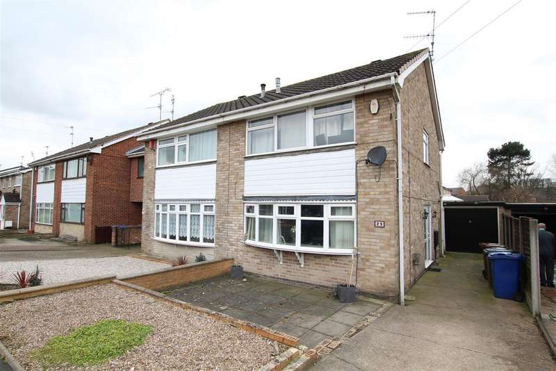3 Bedrooms Detached House for sale in Waverley Lane, Burton