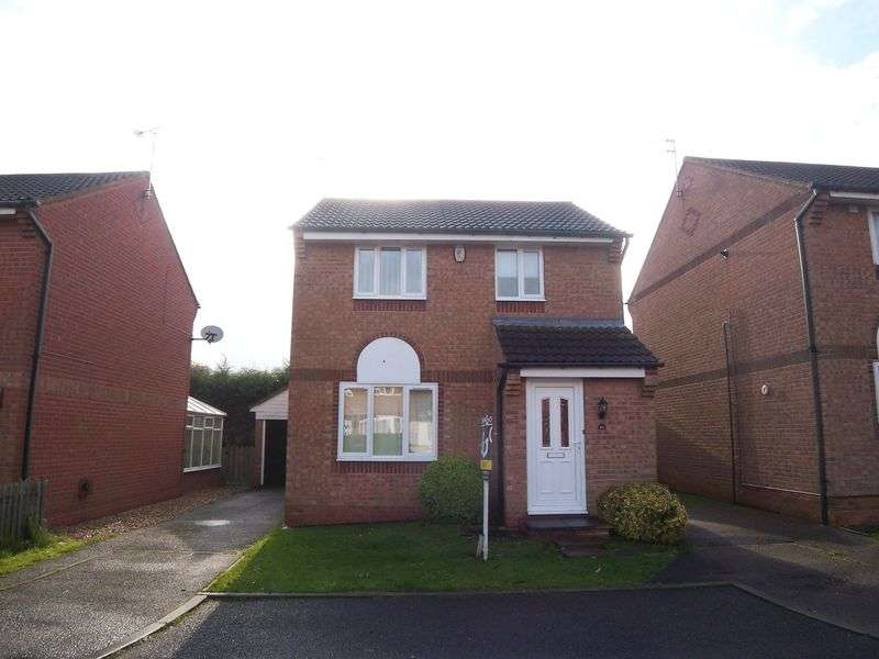 3 Bedrooms Detached House for rent in Welham Grove, Retford