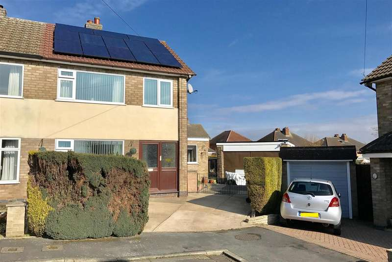 3 Bedrooms Detached House for sale in Browning Close, Melton Mowbray