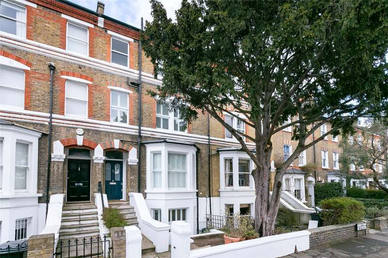 5 Bedrooms Terraced House for sale in Lillieshall Road, London, SW4