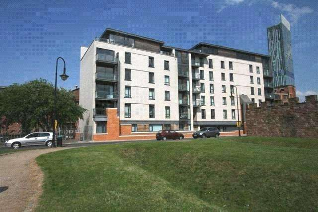 2 Bedrooms Flat for sale in 360 Building, Rice Street, Manchester, M3