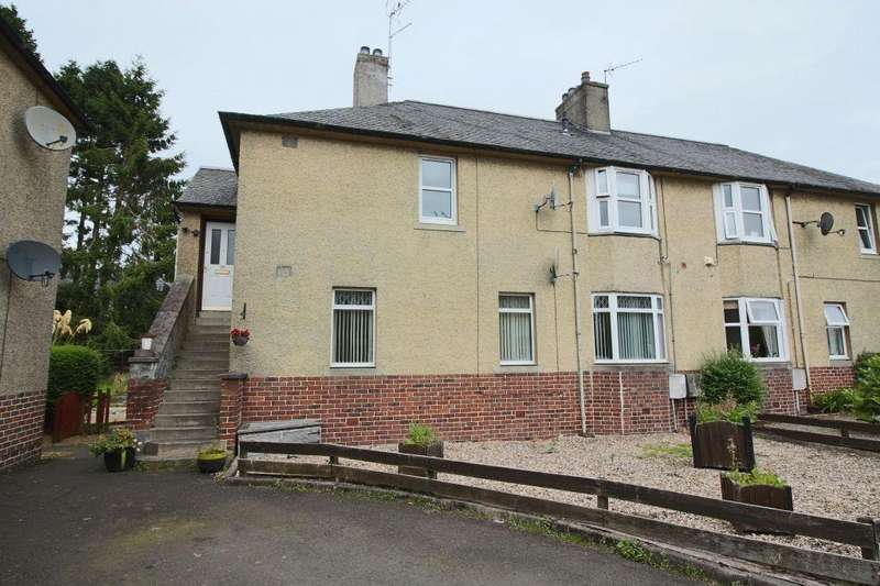 3 Bedrooms Ground Flat for sale in 28 Cawder Road, Bridge Of Allan, FK9 4JJ