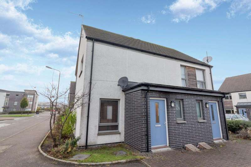 2 Bedrooms Semi Detached House for sale in 33 Weir Street, Stirling, FK8 1FH