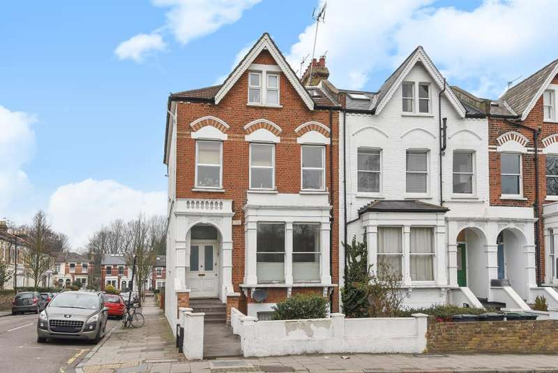 1 Bedroom Flat for sale in Endymion Road, Finsbury Park, N4