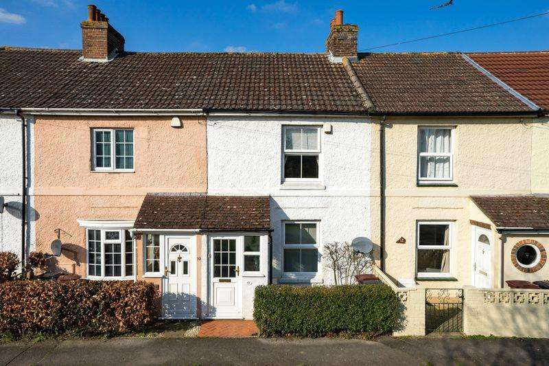 2 Bedrooms Terraced House for sale in Gifford Road, Bosham