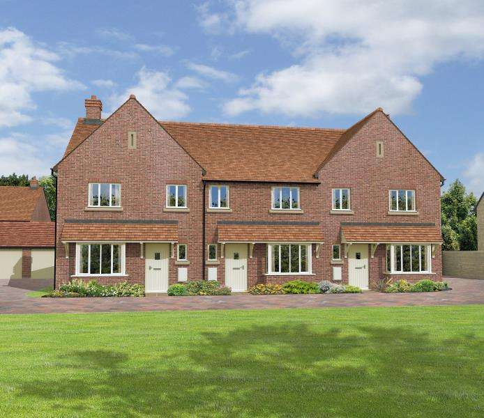 3 Bedrooms Semi Detached House for sale in Beechwood, Hanborough Gate, Long Hanborough, Witney, Oxfordshire