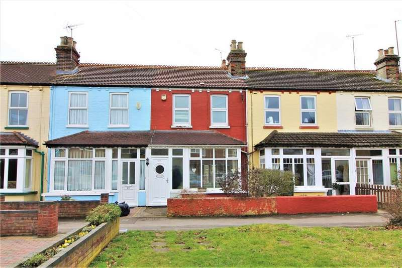 3 Bedrooms Terraced House for sale in Wittonwood Road, Frinton-On-Sea