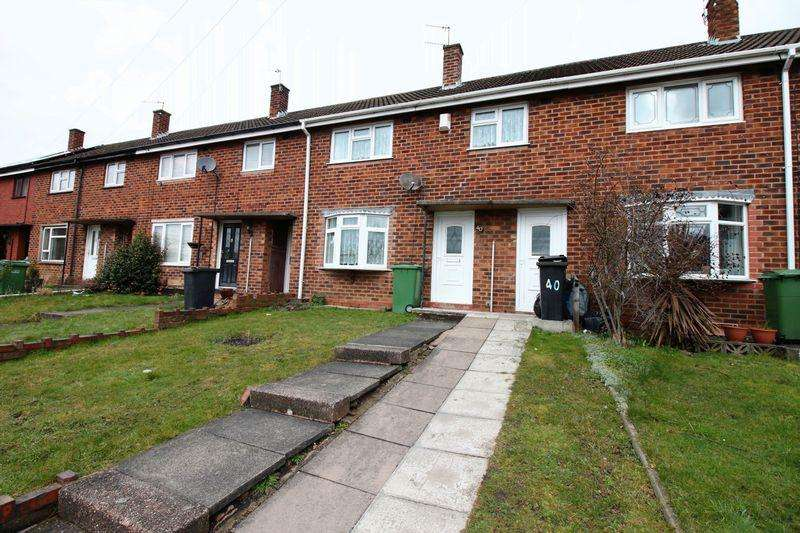 3 Bedrooms Terraced House for sale in Ashfield Crescent, Dudley